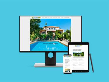 Lefkas Blue Apartments Suite Lefkada Rooms Λευκάδα Δωμάτια