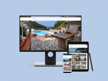 Villa Christianna Lefkada Luxury Apartments & Studios Main