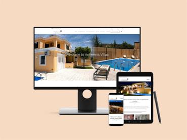 Anthemis Villas Lefkada Studios & Apartments Λευκάδα Βίλα