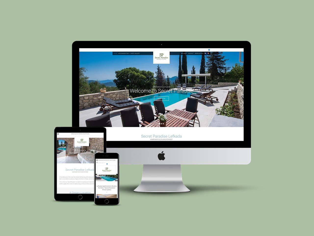Secret Paradise Lefkada Luxury Apartment & Studios