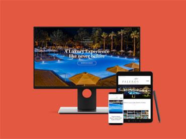 Paleros Beach Resort Luxury Hotel