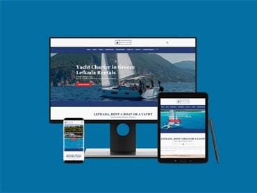 White Sails Lefkada Rent A Boat & Yacht Λευκάδα Ενοικίαση Σκαφών