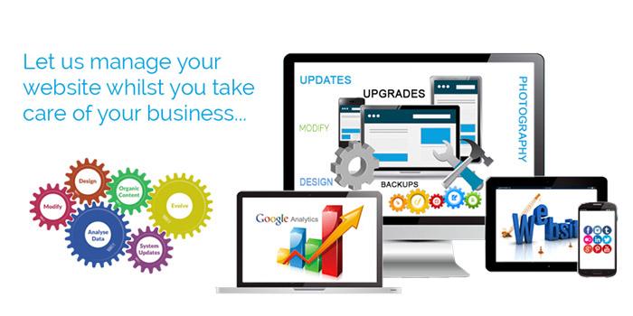 Διαχείριση Ιστοσελίδων Create myWeb